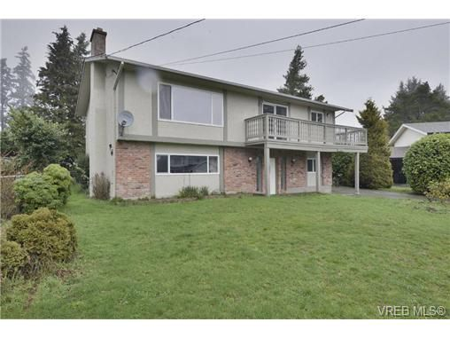 Main Photo: 3374 Joyce Pl in VICTORIA: Co Wishart South House for sale (Colwood)  : MLS®# 691958