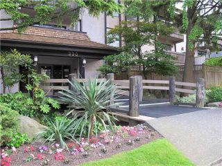 Photo 1: 205 330 CEDAR Street in New Westminster: Sapperton Condo for sale : MLS®# V1012249