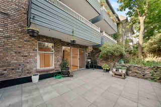 """Photo 20: 120 3875 W 4TH Avenue in Vancouver: Point Grey Condo for sale in """"LANDMARK JERICHO"""" (Vancouver West)  : MLS®# R2589718"""