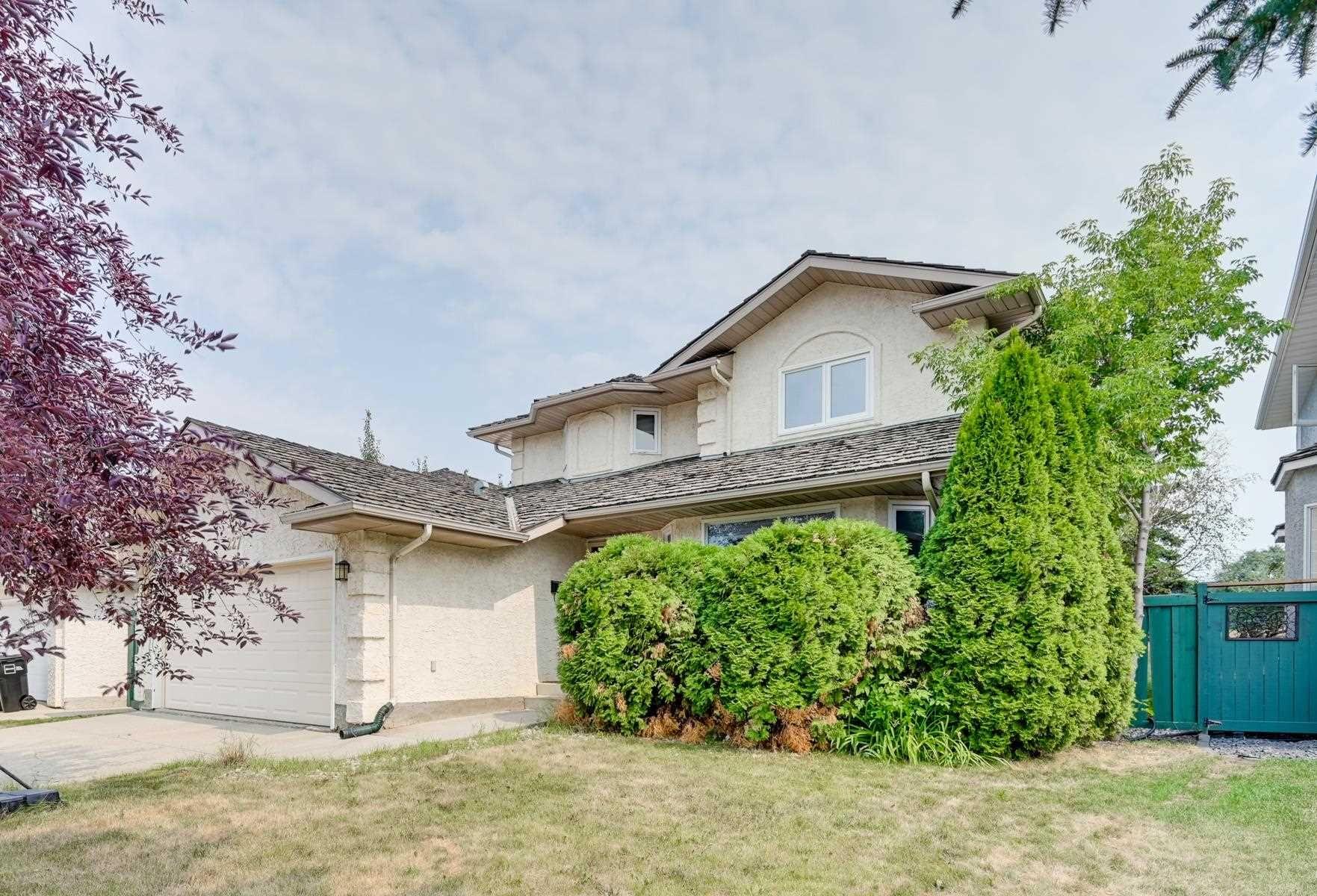 Main Photo: 227 FERGUSON Place in Edmonton: Zone 14 House for sale : MLS®# E4256988
