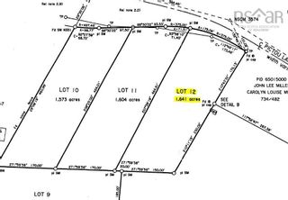 Photo 5: Lot 12 Pictou Landing Road in Little Harbour: 108-Rural Pictou County Vacant Land for sale (Northern Region)  : MLS®# 202125551