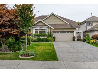 """Photo 1: 22375 50 Avenue in Langley: Murrayville House for sale in """"Hillcrest"""" : MLS®# R2506332"""
