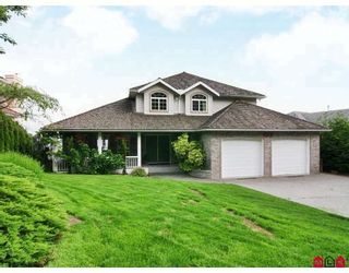 """Main Photo: 36195 SANDRINGHAM Drive in Abbotsford: Abbotsford East House for sale in """"Carrington Estates"""" : MLS®# F2821838"""