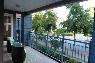 """Photo 17: 202 1200 EASTWOOD Street in Coquitlam: North Coquitlam Condo for sale in """"Lakeside"""" : MLS®# R2095256"""