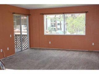 Photo 6: MISSION VALLEY Condo for sale : 1 bedrooms : 10767 San Diego Mission Road #210 in San Diego