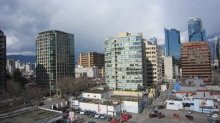 Photo 23: 615 950 Drake Street in Vancouver: Downtown VW Condo for sale (Vancouver West)