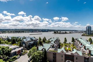 """Photo 5: 1407 1185 QUAYSIDE Drive in New Westminster: Quay Condo for sale in """"RIVERIA TOWERS"""" : MLS®# R2382149"""