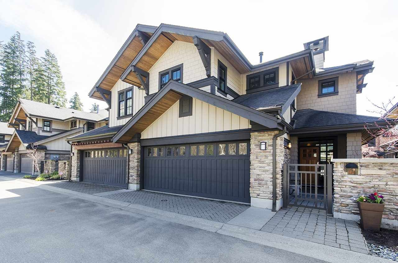 Main Photo: 42 3639 ALDERCREST DRIVE in North Vancouver: Roche Point Townhouse for sale : MLS®# R2354017