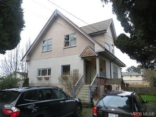 Photo 1: 1083 Redfern St in VICTORIA: Vi Fairfield East House for sale (Victoria)  : MLS®# 690622