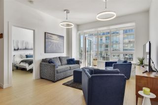 """Photo 4: 2802 988 QUAYSIDE Drive in New Westminster: Quay Condo for sale in """"RIVERSKY2 BY BOSA"""" : MLS®# R2569522"""