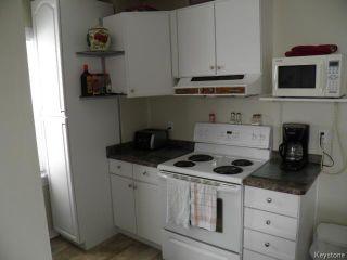 Photo 5: 1087 Downing Street in WINNIPEG: West End / Wolseley Residential for sale (West Winnipeg)  : MLS®# 1507817