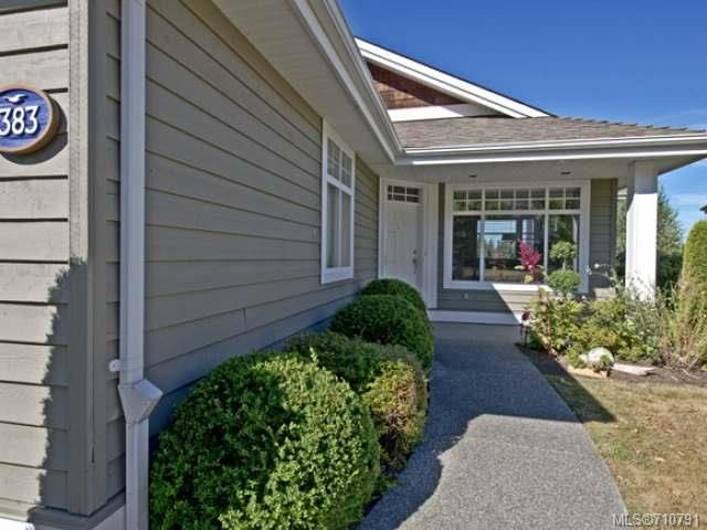 Main Photo: 1383 BRITANNIA DRIVE in PARKSVILLE: PQ Parksville Row/Townhouse for sale (Parksville/Qualicum)  : MLS®# 710791