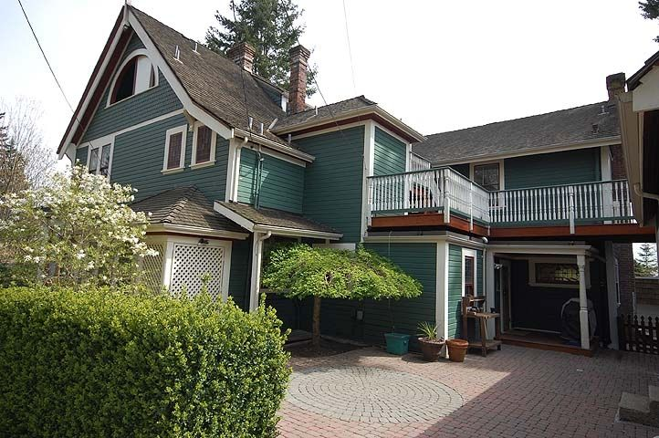 """Photo 19: Photos: 126 GRANVILLE Street in New Westminster: Queens Park House  in """"QUEENS PARK"""" : MLS®# V819929"""