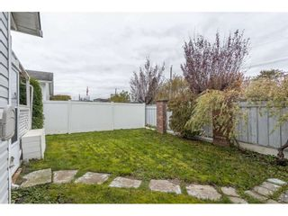 """Photo 26: 11 45918 KNIGHT Road in Chilliwack: Sardis East Vedder Rd House for sale in """"Country Park Village"""" (Sardis)  : MLS®# R2517251"""