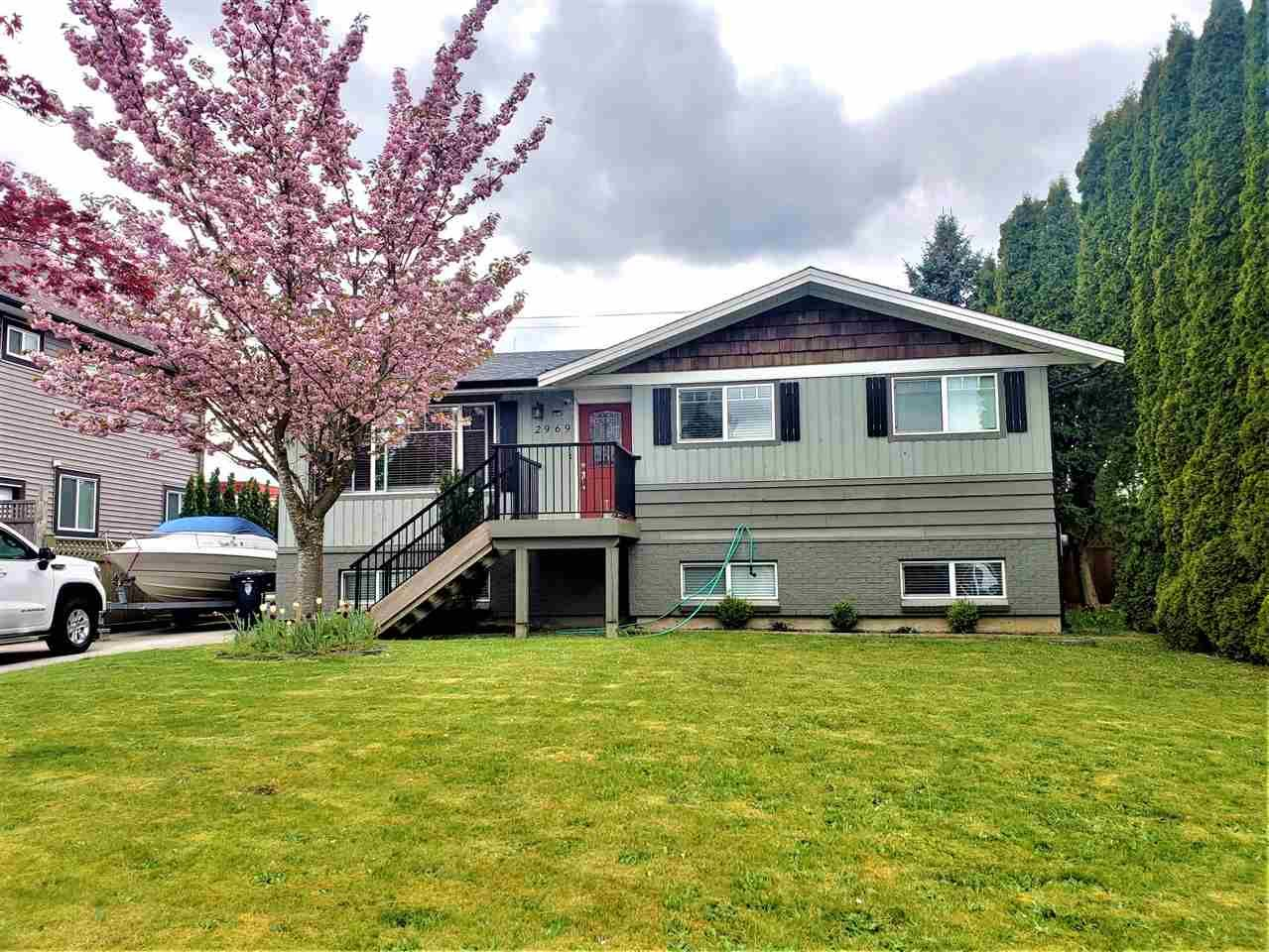 """Main Photo: 2969 264A Street in Langley: Aldergrove Langley House for sale in """"Aldergrove"""" : MLS®# R2572607"""