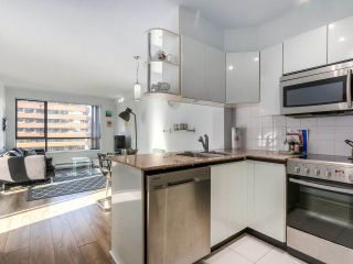 "Photo 7: 1708 1189 HOWE Street in Vancouver: Downtown VW Condo for sale in ""The Genesis"" (Vancouver West)  : MLS®# R2373933"