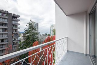 """Photo 15: 702 1219 HARWOOD Street in Vancouver: West End VW Condo for sale in """"CHELSEA"""" (Vancouver West)  : MLS®# R2313439"""
