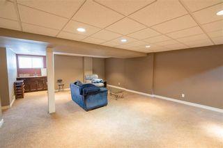 Photo 22: 19 Brockington Avenue in Winnipeg: Bridgwater Forest Residential for sale (1R)  : MLS®# 202103244