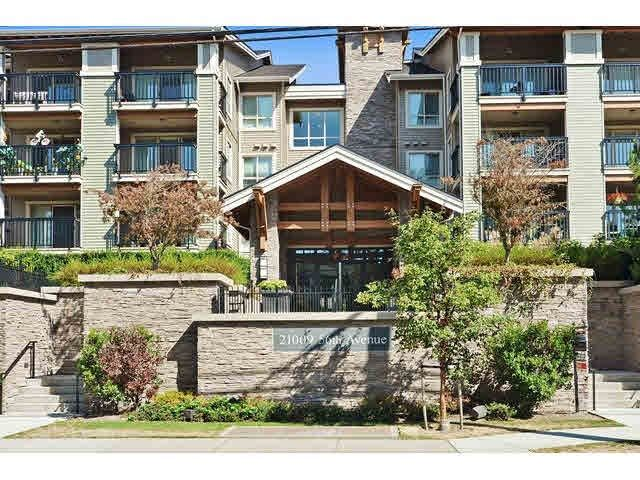 """Main Photo: 227 21009 56 Avenue in Langley: Salmon River Condo for sale in """"Cornerstone"""" : MLS®# R2429408"""