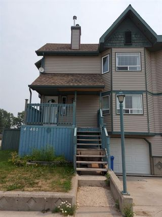 Main Photo: 4 401 6 Street: Beiseker Semi Detached for sale : MLS®# A1137414