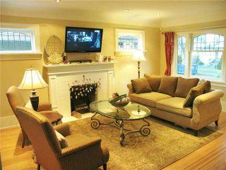 Photo 4: 2742 W 13TH AV in Vancouver: Kitsilano House for sale (Vancouver West)  : MLS®# V1024227