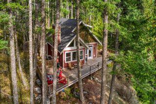 "Photo 27: 13555 LEE Road in Garden Bay: Pender Harbour Egmont House for sale in ""DANIEL POINT COTTAGES"" (Sunshine Coast)  : MLS®# R2621432"