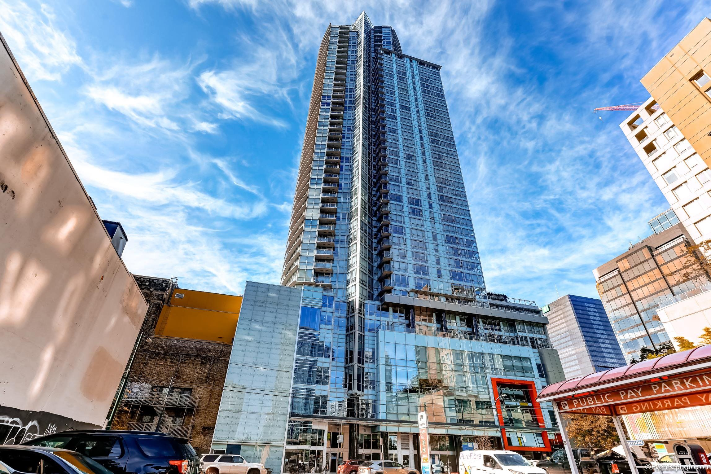 Main Photo: 3401 833 SEYMOUR Street in Vancouver: Downtown VW Condo for sale (Vancouver West)  : MLS®# R2621587