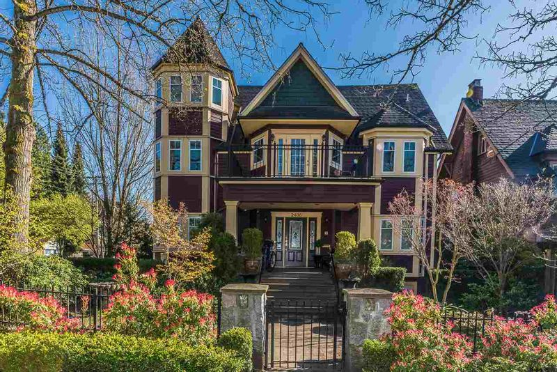 FEATURED LISTING: 2209 BALSAM Street Vancouver