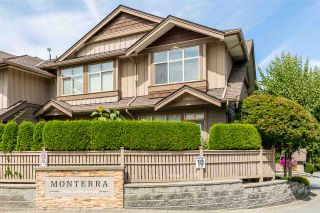 "Main Photo: 1 21661 88 Avenue in Langley: Walnut Grove Townhouse for sale in ""MONTERRA"" : MLS®# R2427841"