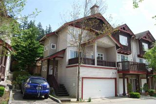 Photo 2: 18 15 FOREST PARK WAY in Port Moody: Heritage Woods PM Townhouse for sale : MLS®# R2065460