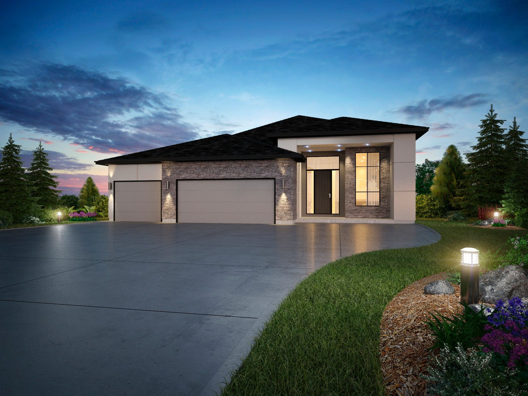 Main Photo: 31 Dovetail Crescent in Winnipeg: RM of MacDonald Single Family Detached for sale (R08)