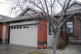 Photo 1: 32 841 156 Street in Edmonton: Zone 14 House Half Duplex for sale : MLS®# E4232960