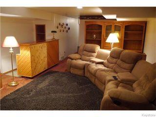 Photo 15: 37 Santa Clara Crescent in Winnipeg: Waverley Heights Residential for sale (1L)  : MLS®# 1626853