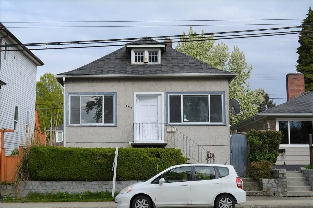 Main Photo: 5216 FRASER STREET in Vancouver: Fraser VE House for sale (Vancouver East)  : MLS®# R2492149