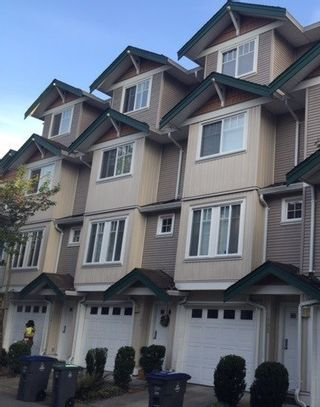 """Main Photo: 61 12711 64 Avenue in Surrey: West Newton Townhouse for sale in """"Palette on the Park"""" : MLS®# R2532114"""