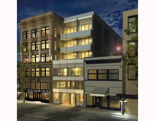 """Main Photo: 206 53 W HASTINGS Street in Vancouver: Downtown VW Condo for sale in """"PARIS ANNEX"""" (Vancouver West)  : MLS®# V740913"""