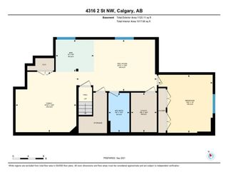 Photo 33: 4316 2 Street NW in Calgary: Highland Park Semi Detached for sale : MLS®# A1152661
