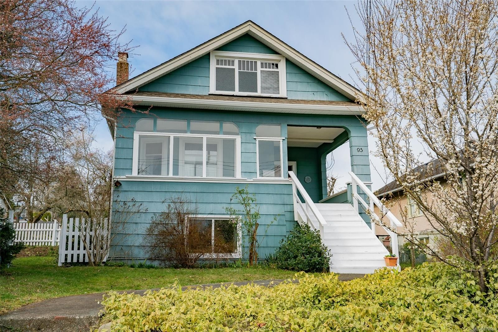 Main Photo: 95 Machleary St in : Na Old City House for sale (Nanaimo)  : MLS®# 870681
