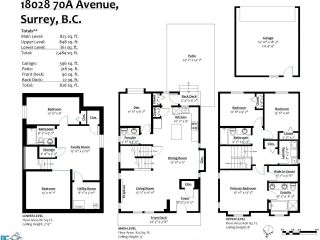 Photo 32: 18028 70A Avenue in Surrey: Cloverdale BC House for sale (Cloverdale)  : MLS®# R2609131