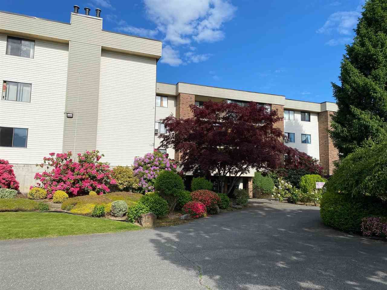 """Main Photo: 1305 45650 MCINTOSH Drive in Chilliwack: Chilliwack W Young-Well Condo for sale in """"PHEONIXDALE 1"""" : MLS®# R2582740"""