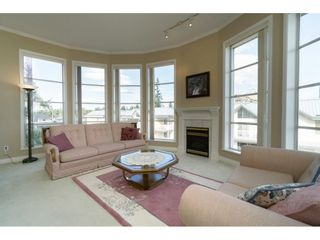 """Photo 4: 417 2626 COUNTESS Street in Abbotsford: Abbotsford West Condo for sale in """"The Wedgewood"""" : MLS®# R2409510"""