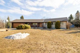 Photo 33: 119 SHULTZ Crescent: Rural Sturgeon County House for sale : MLS®# E4237199
