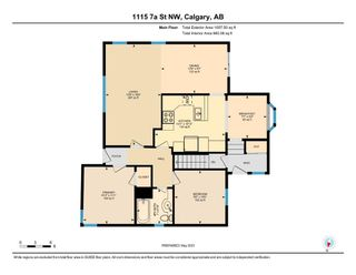 Photo 40: 1115 7A Street NW in Calgary: Rosedale Detached for sale : MLS®# A1104750