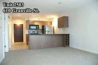 """Photo 5: 610 GRANVILLE Street in Vancouver: Downtown VW Condo for sale in """"THE HUDSON"""" (Vancouver West)  : MLS®# V622586"""
