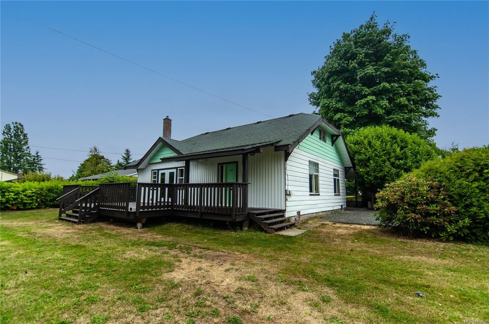 Main Photo: 117 Munson Rd in Campbell River: CR Campbell River Central House for sale : MLS®# 881890