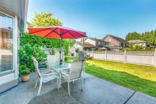 """Photo 35: 17 19051 119 Avenue in Pitt Meadows: Central Meadows Townhouse for sale in """"PARK MEADOWS ESTATES"""" : MLS®# R2590310"""