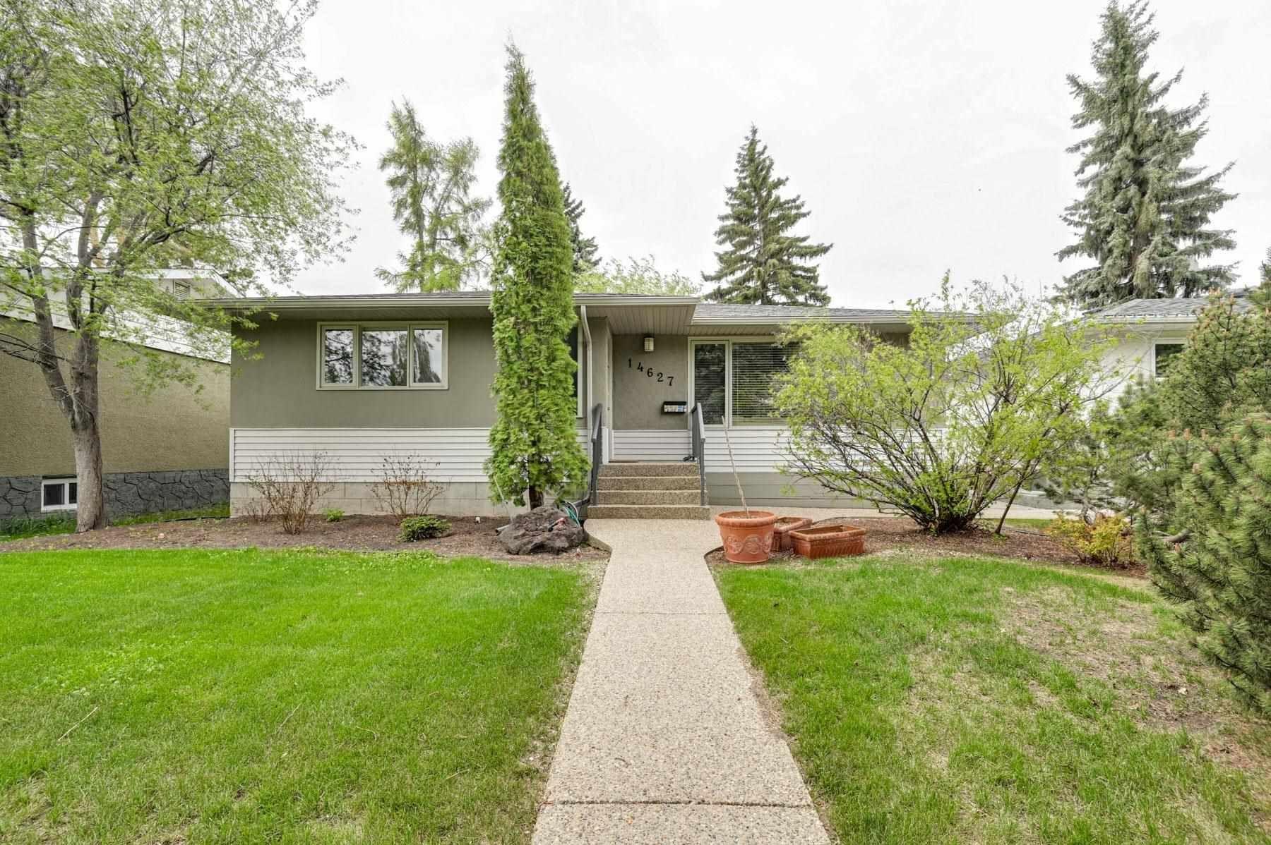 Main Photo: 14627 88 Avenue in Edmonton: Zone 10 House for sale : MLS®# E4246378