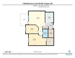 Photo 36: 1106 928 Arbour Lake Road NW in Calgary: Arbour Lake Apartment for sale : MLS®# A1149692