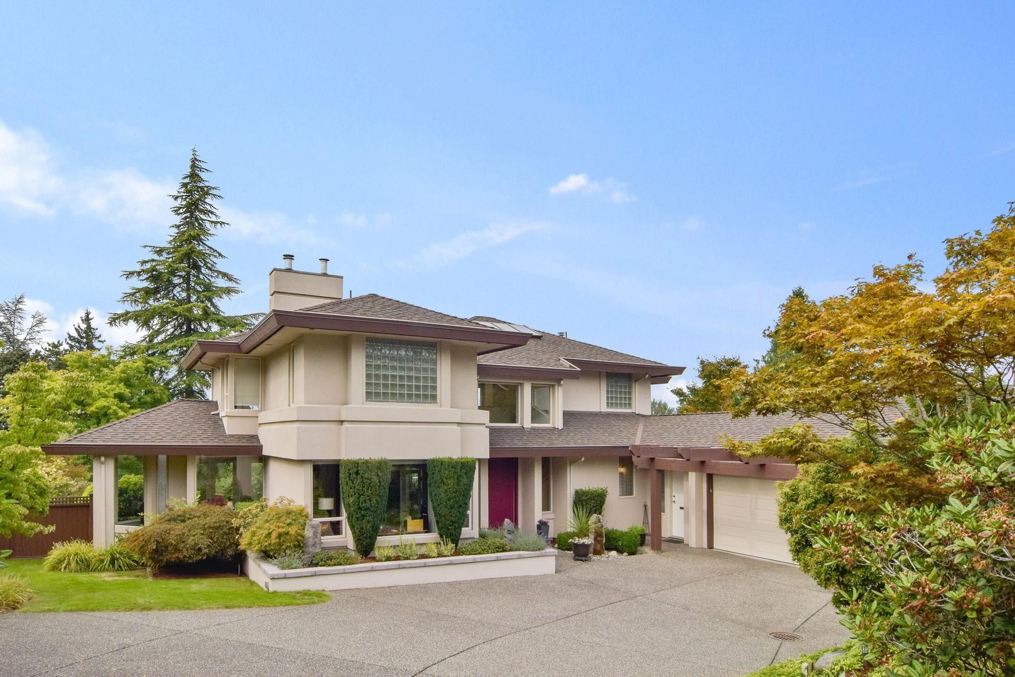 """Main Photo: 7455 BURRIS Street in Burnaby: Deer Lake House for sale in """"Deer Lake"""" (Burnaby South)  : MLS®# R2612768"""