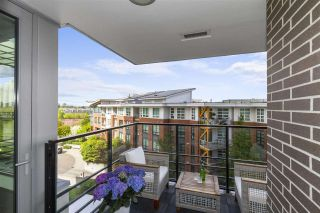 """Photo 20: 503 210 SALTER Street in New Westminster: Queensborough Condo for sale in """"PENINSULA"""" : MLS®# R2579738"""